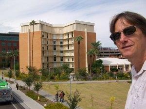 Chuck at ASU