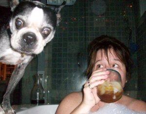 Trudy bath