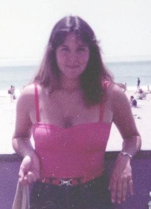 Kelly at Santa Cruz