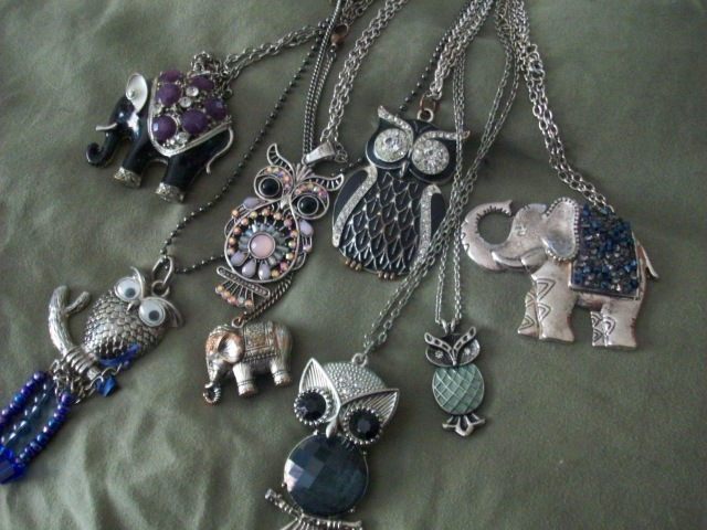 Owls and Elephants